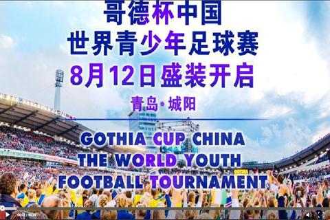 """""""哥德杯中国""""世界青少年足球赛现场直播"""