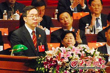 邹川宁作青岛市中级人民法院工作报告