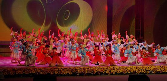 青岛城阳市民节本周六开幕 30余外国演出团助兴