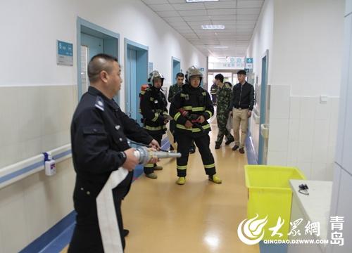 青岛西海岸新区中心医院顺利通过安全生产标准化评审