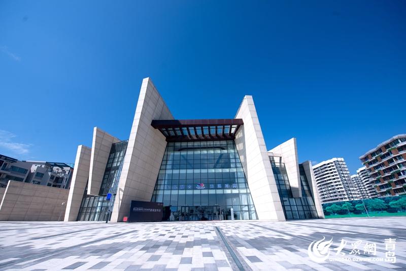 8月31日在青岛西海岸新区东方影都星光岛会议中心和东方时尚中心举办