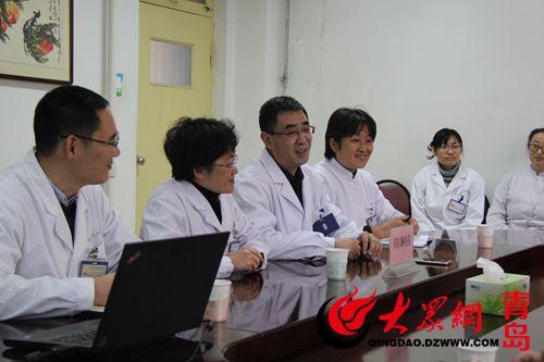 青岛市胸科医院与市第三人民医院开展中医护理适宜技术交流
