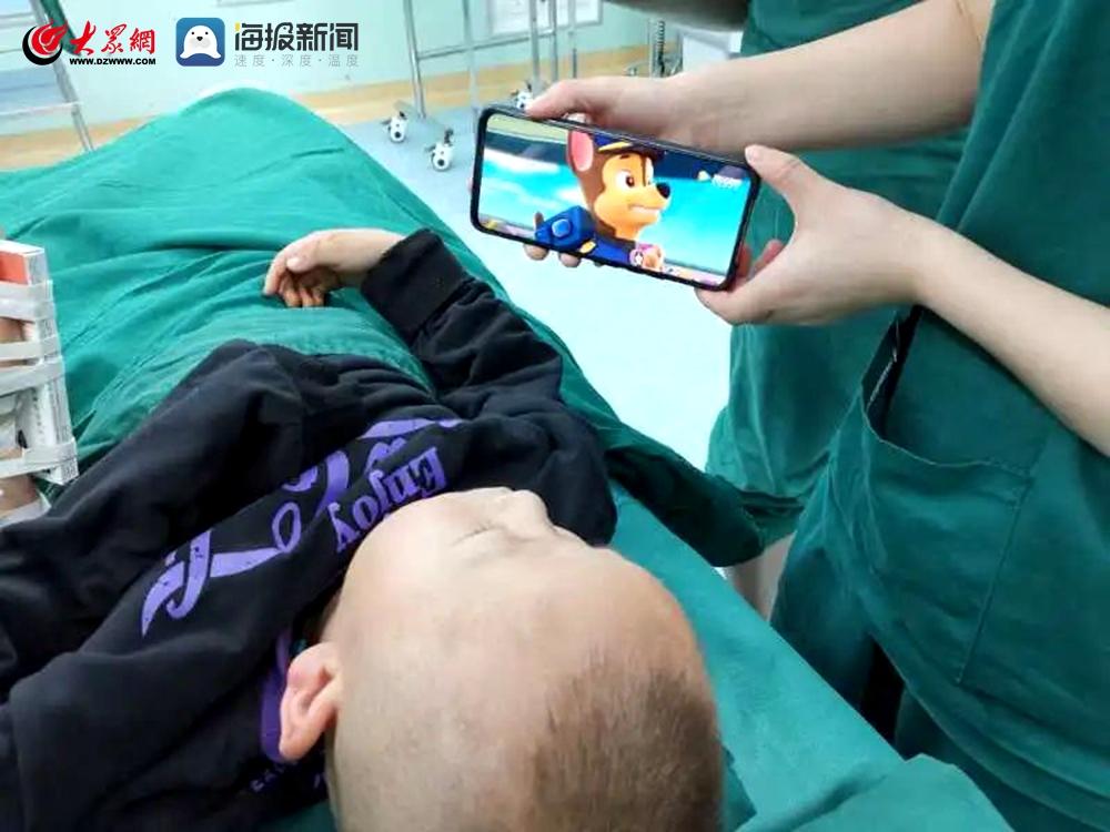 即墨第二人民医院首例在局麻下小儿骨科手术成功实施