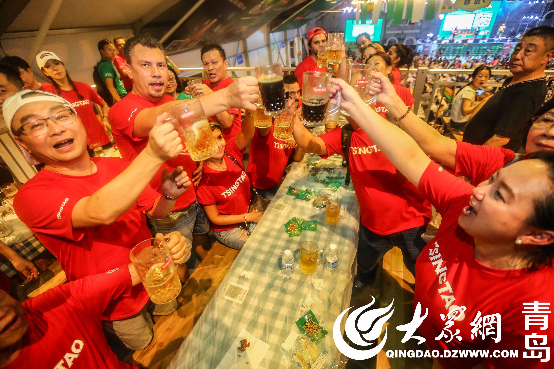 青岛国际啤酒节崂山会场倒计时3天 网络售票和现场售票已同时开启