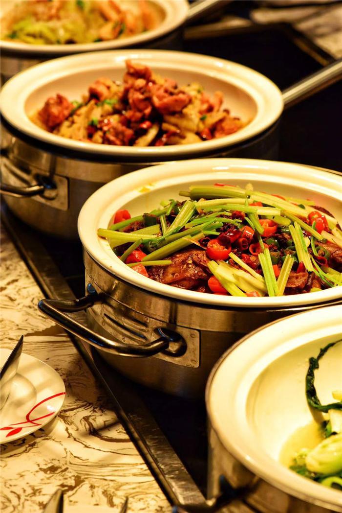 品味经典韩食 青岛黄岛泰成喜来登酒店开启韩国美食节