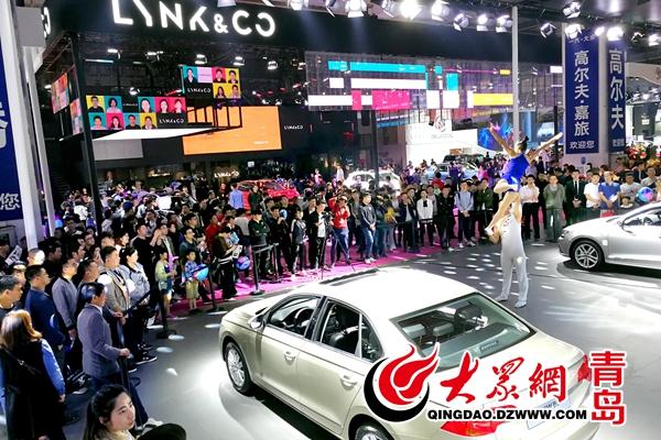 2018青岛秋季国际车展同期还将举行青岛节能及新能源汽车展,据