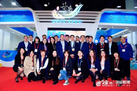 青岛亮相第十三届中国(上海)国际会奖旅游博览会