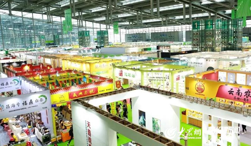 第8届光明棋牌(青岛)国际茶产业博