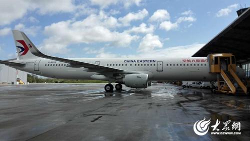 上海到青岛飞机