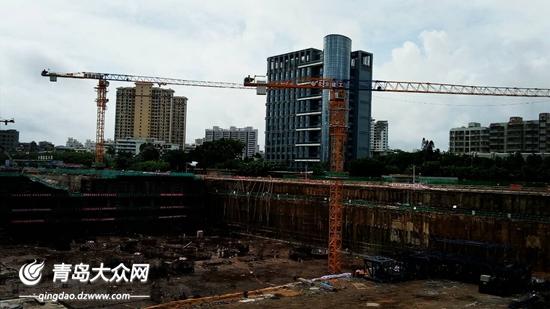 """全国网媒点赞""""海南第一高楼""""双子塔_青岛新闻"""