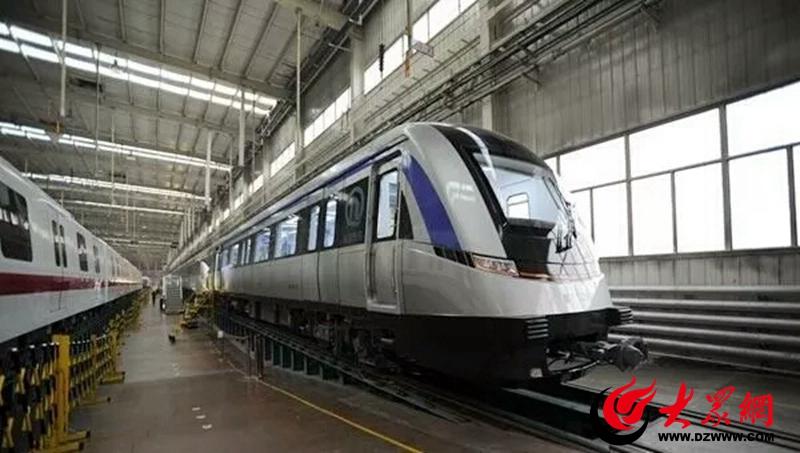 """青岛""""最美地铁线""""今起空载试运行 连接市区和蓝谷明年"""