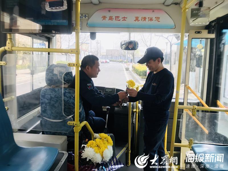 清明祭扫更方便!青岛公交多条线路增加运力