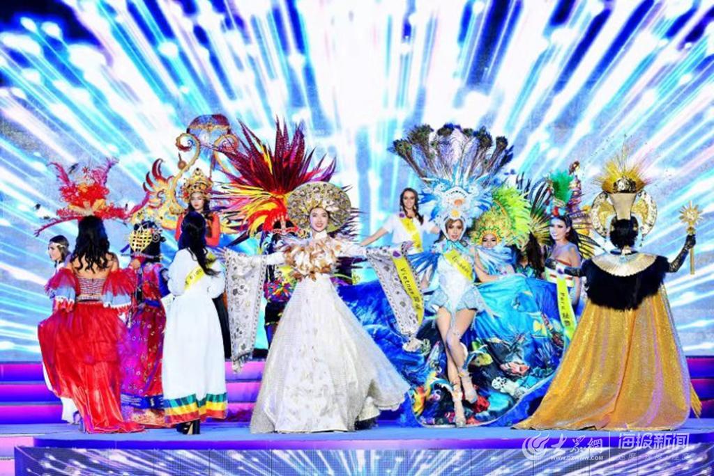 2019世界旅游小姐全球总决赛落幕 墨西哥选手夺冠中国