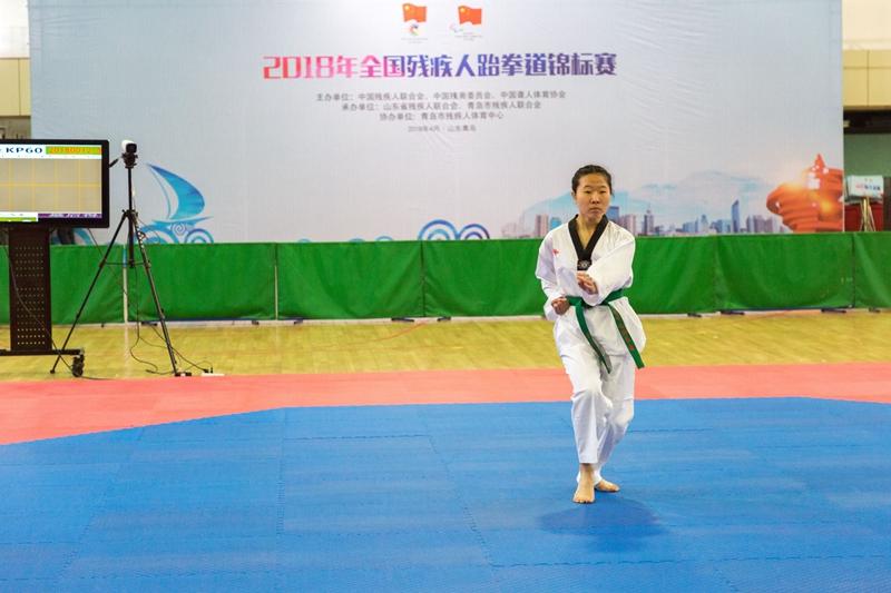 近年来,青岛市残疾人体育事业得到了长足发展,体育项目进一步